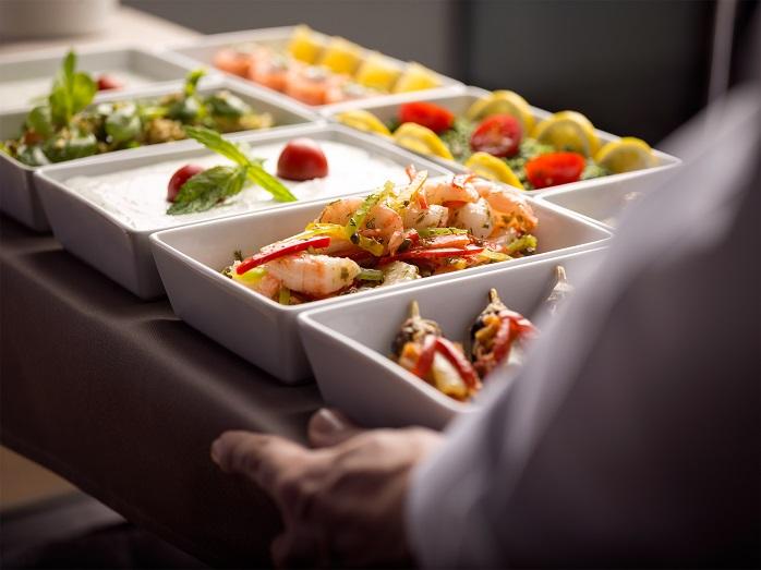 Hãng hàng không có đồ ăn ngon nhất thế giới - 2