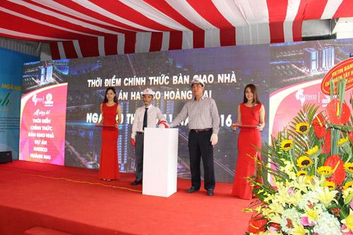 Hoàng Mai chính thức bàn giao nhà vào tháng 11/2016 - 1