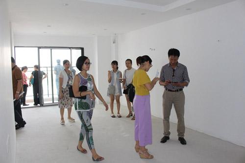 Hoàng Mai chính thức bàn giao nhà vào tháng 11/2016 - 2