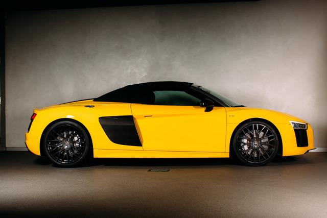 Công bố giá Audi R8 Spyder 2017 - 5