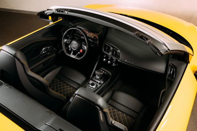 Công bố giá Audi R8 Spyder 2017 - 7