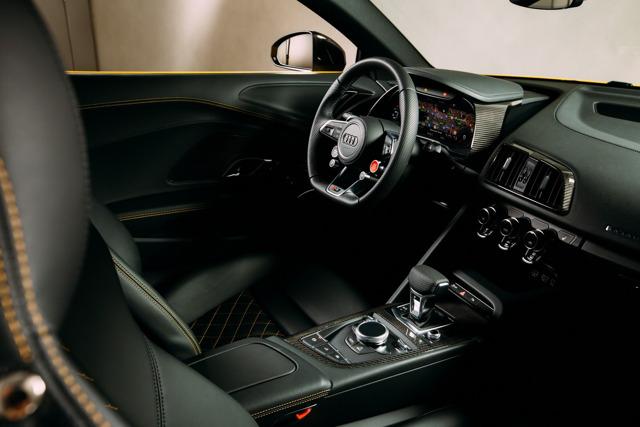 Công bố giá Audi R8 Spyder 2017 - 8