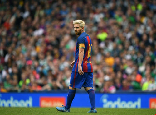 Đức Giáo hoàng công nhận Messi giỏi hơn Pele và Maradona - 1