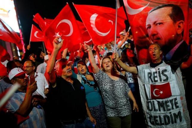 Đảo chính Thổ Nhĩ Kỳ: Bắt 11 lính truy lùng tổng thống - 1