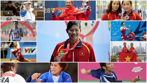 Lịch thi đấu đoàn Thể Thao Việt Nam tại Olympic 2016 - 1