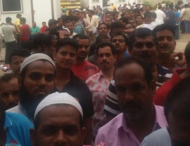 1 vạn người Ấn Độ nguy cơ chết đói ở Ả Rập Saudi - 1