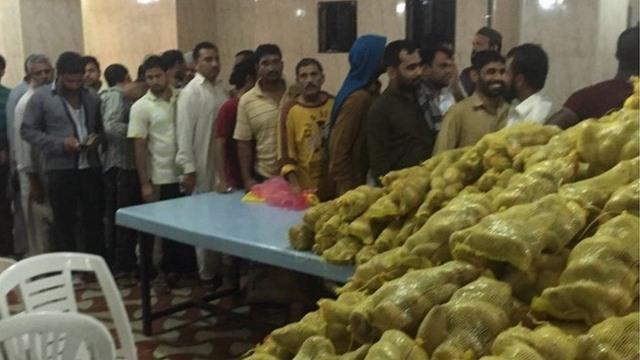 1 vạn người Ấn Độ nguy cơ chết đói ở Ả Rập Saudi - 2