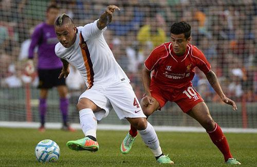 """Liverpool - Roma: """"Lữ đoàn đỏ"""" đang vào phom - 2"""