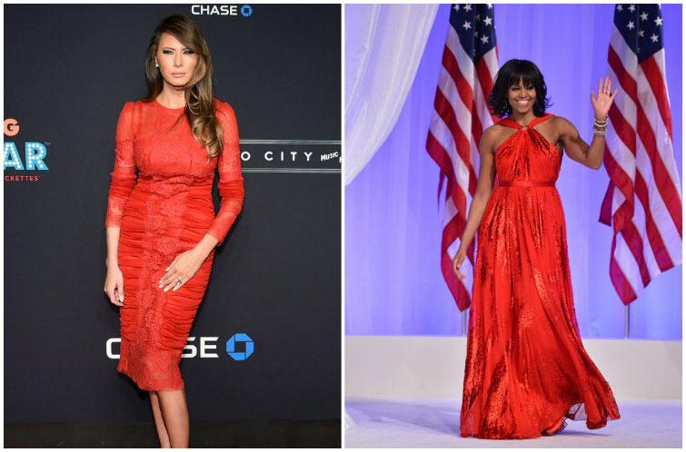 """Vợ tỉ phú Donald Trump gây """"sốt"""" nhờ mặc đẹp - 5"""