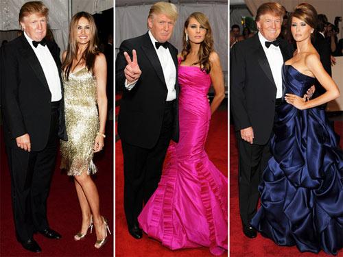"""Vợ tỉ phú Donald Trump gây """"sốt"""" nhờ mặc đẹp - 11"""