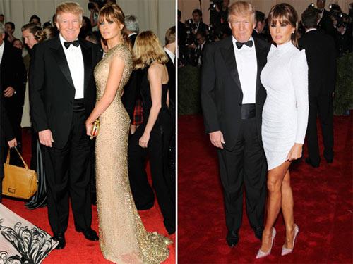 """Vợ tỉ phú Donald Trump gây """"sốt"""" nhờ mặc đẹp - 10"""