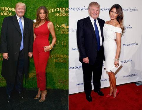 """Vợ tỉ phú Donald Trump gây """"sốt"""" nhờ mặc đẹp - 17"""