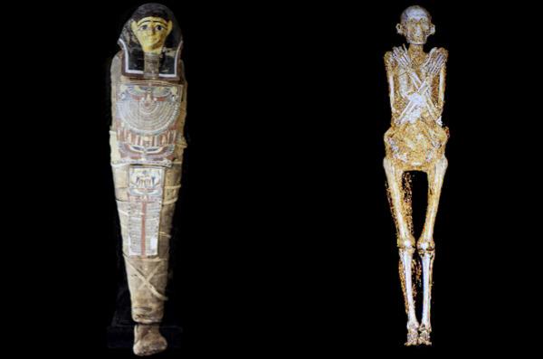 """Con người nghìn năm trước đã thích """"đút chân gậm bàn""""? - 1"""