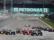 Lịch thi đấu F1: Belgium GP 2016