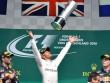 BXH German GP: Hamilton khẳng định vị thế số 1