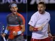 """BXH tennis 2/8: Người thép lật đổ """"Vua đất nện"""""""