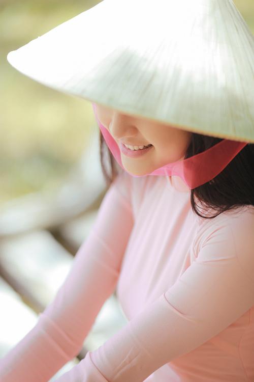 """""""Nàng thơ xứ Huế"""" tại HHVN 2016 mê hoặc với áo dài - 13"""