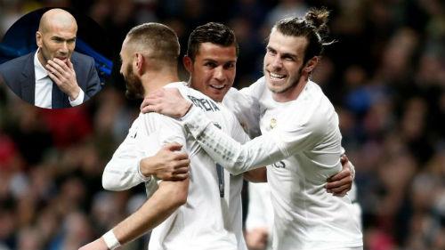 Real Madrid: Mất BBC, ai sẽ cứu Zidane - 1