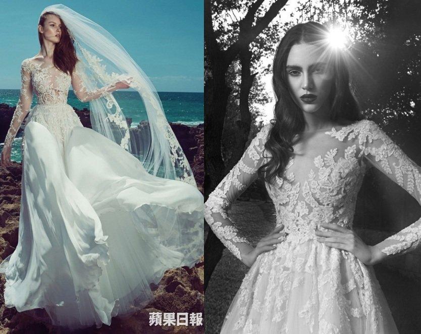 Choáng với váy và trang sức cưới đắt đỏ của Lâm Tâm Như - 2