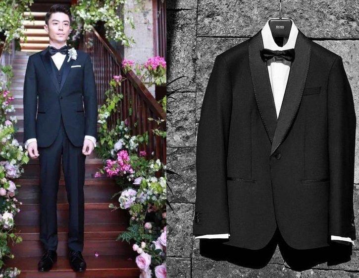 Choáng với váy và trang sức cưới đắt đỏ của Lâm Tâm Như - 10
