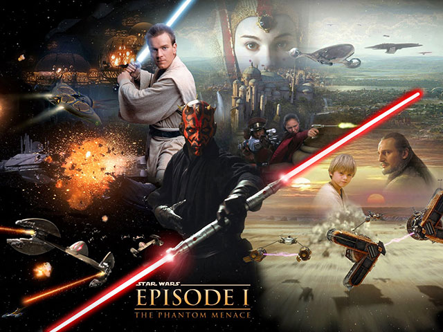 Trailer phim: Star Wars: Episode I - The Phantom Menace - 1