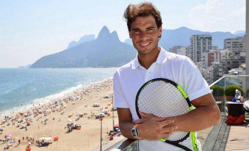 Tin thể thao HOT 2/8: Lộ diện người thay Nadal ở Olympic - 2