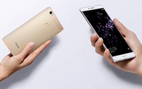 Huawei Honor Note 8 trình làng, màn hình 2K - 2