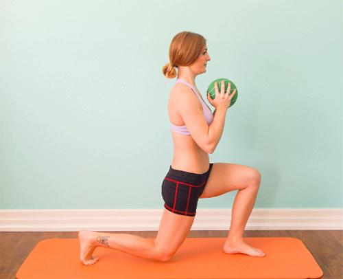3 dạng bài tập giúp vòng mông tròn, căng, chắc - 4