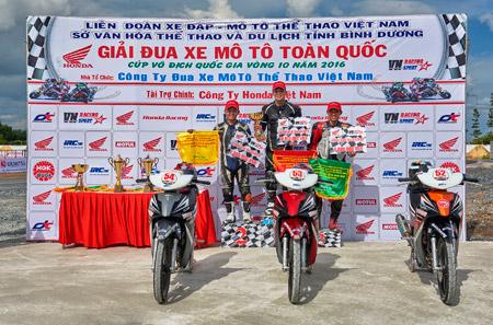 Honda Việt Nam khởi động chuỗi các giải đua xe 2016 tại tỉnh Bình Dương - 3