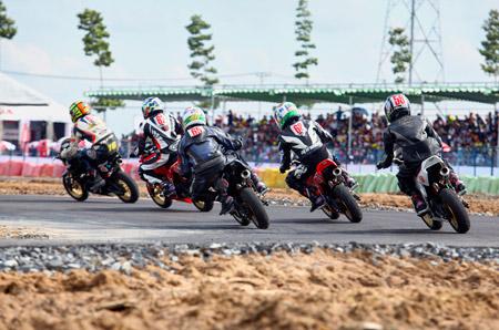 Honda Việt Nam khởi động chuỗi các giải đua xe 2016 tại tỉnh Bình Dương - 5