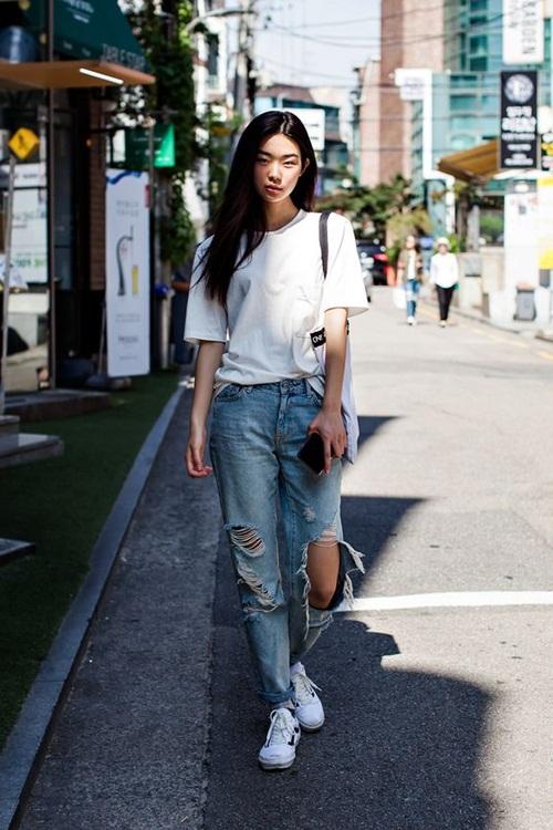 """Đừng coi jeans là món đồ """"sơ cua""""! - 2"""