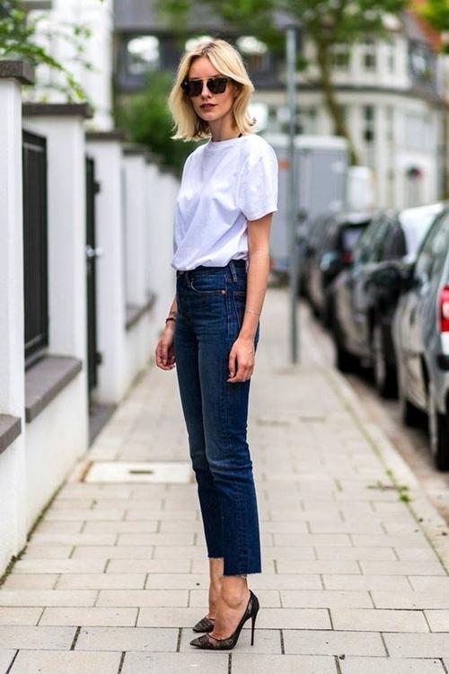 """Đừng coi jeans là món đồ """"sơ cua""""! - 4"""