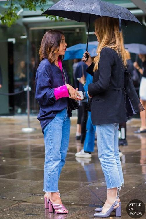 """Đừng coi jeans là món đồ """"sơ cua""""! - 3"""