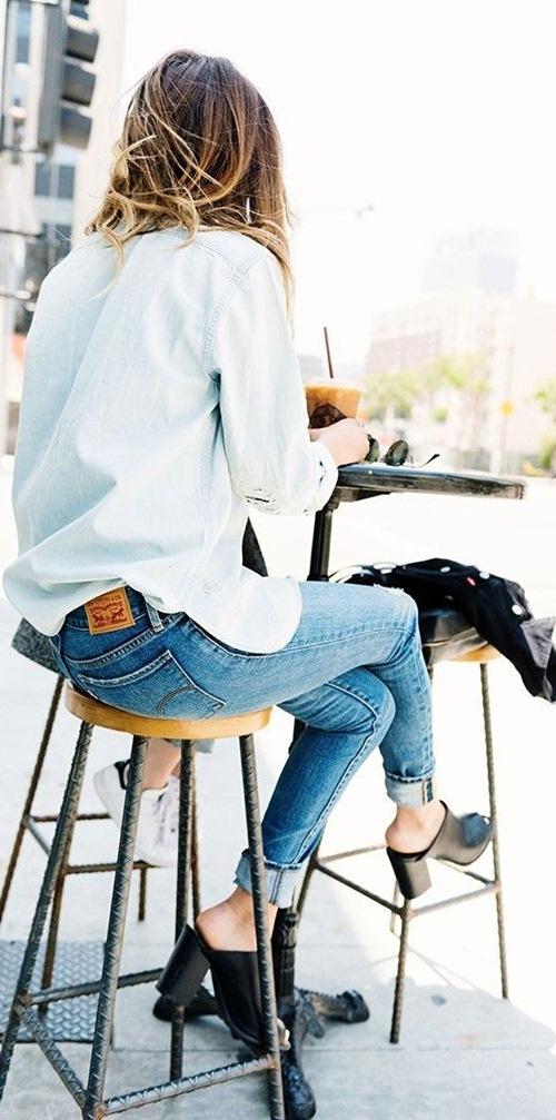 """Đừng coi jeans là món đồ """"sơ cua""""! - 9"""