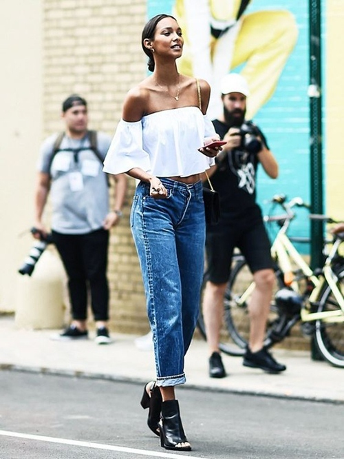 """Đừng coi jeans là món đồ """"sơ cua""""! - 7"""