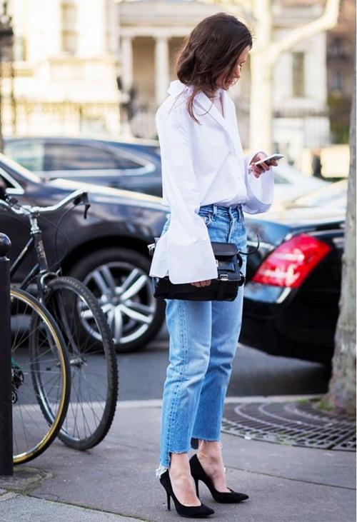 """Đừng coi jeans là món đồ """"sơ cua""""! - 13"""