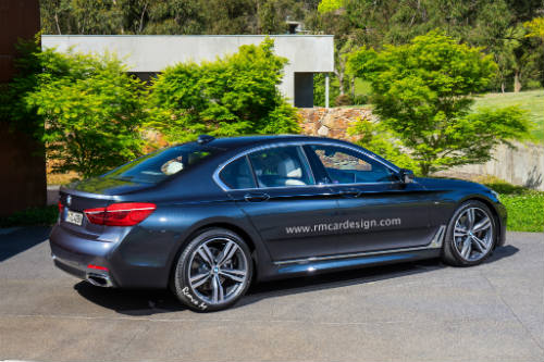 BMW tiết lộ loạt động cơ mới cho tương lai - 2