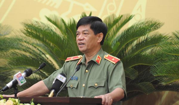 Giám đốc CA Hà Nội nói về lý do doanh nghiệp trốn thuế - 1