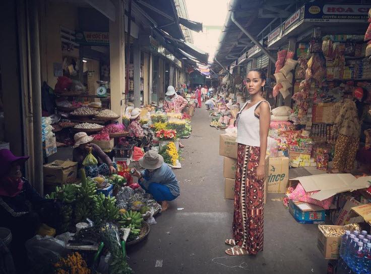 """Hoa hậu Nhật từng bị chê xấu """"check in"""" ở Việt Nam - 1"""