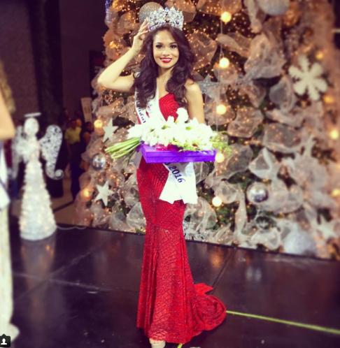 Kịch tính sau việc hoa hậu Honduras bị tước vương miện - 1