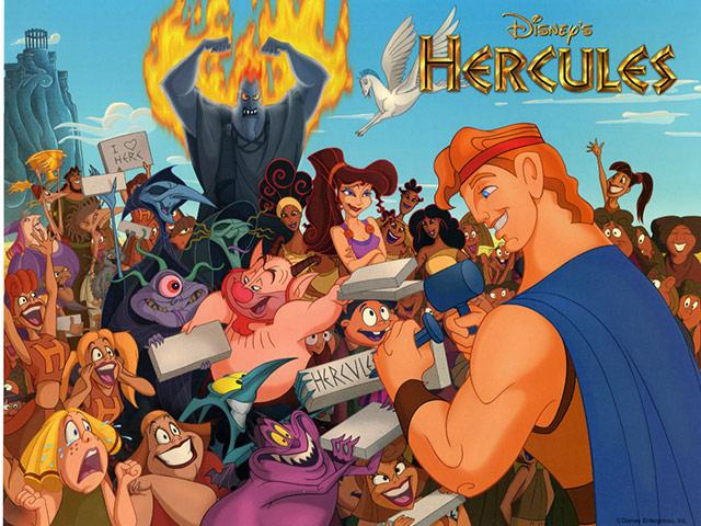Trailer phim: Hercules (1997) - 1