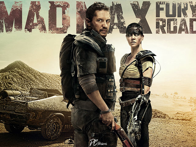 Trailer phim: Mad Max: Fury Road - 1