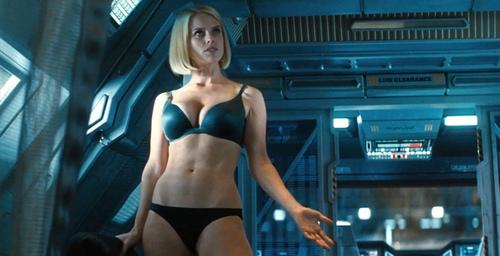 """Cảnh bikini gây tranh cãi suốt nhiều năm của """"Star Trek"""" - 1"""