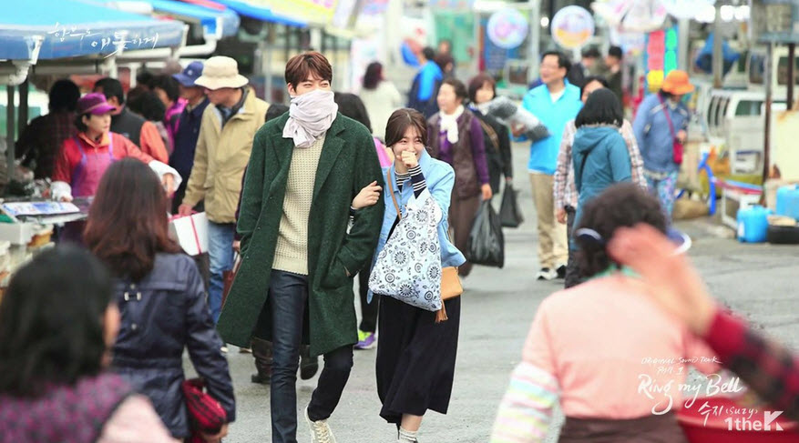 """Phát ghen cảnh """"yêu không kiểm soát"""" của bạn gái Lee Min Ho - 4"""