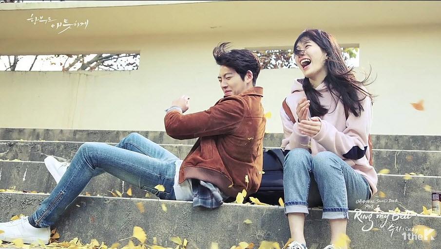 """Phát ghen cảnh """"yêu không kiểm soát"""" của bạn gái Lee Min Ho - 6"""