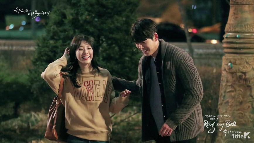 """Phát ghen cảnh """"yêu không kiểm soát"""" của bạn gái Lee Min Ho - 3"""