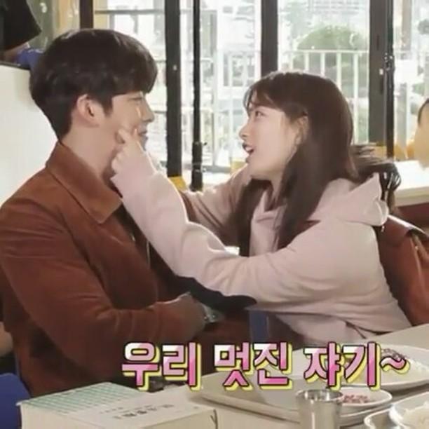 """Phát ghen cảnh """"yêu không kiểm soát"""" của bạn gái Lee Min Ho - 8"""
