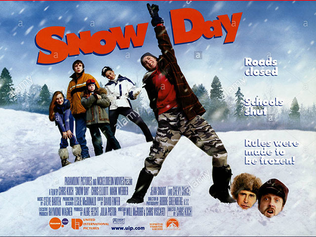 Trailer phim: Snow Day - 1