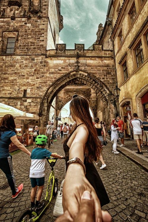 Cặp đôi Hà thành đi khắp châu Âu chụp ảnh cưới - 6