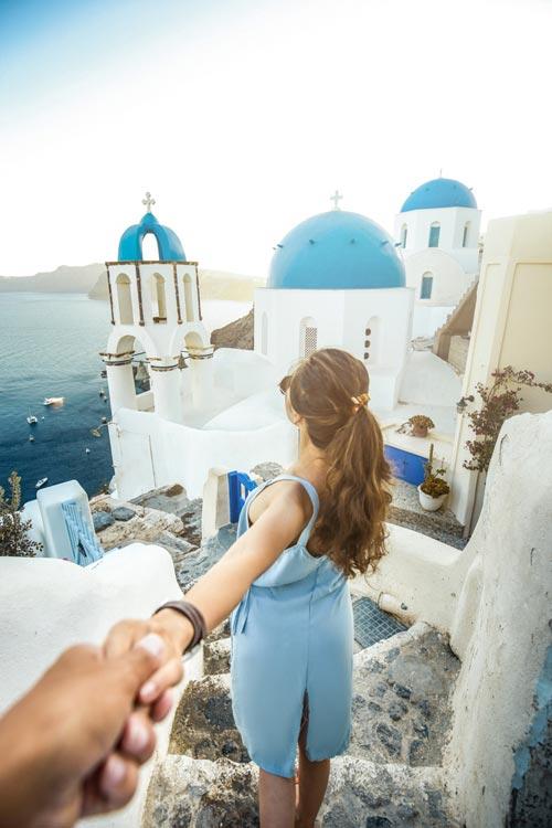 Cặp đôi Hà thành đi khắp châu Âu chụp ảnh cưới - 5